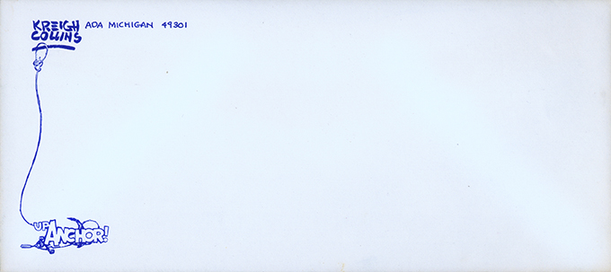 UA envelope 72
