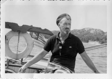N.C. July 1960 ret BW